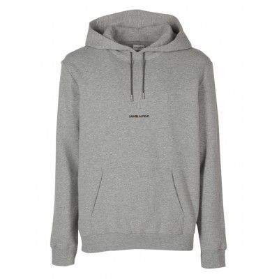 Saint Laurent Hoodies Pullovers Long Sleeves Plain Cotton Hoodies 14