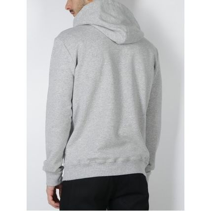 Saint Laurent Hoodies Pullovers Long Sleeves Plain Cotton Hoodies 16