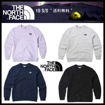 THE NORTH FACE Unisex Street Style Sweatshirts