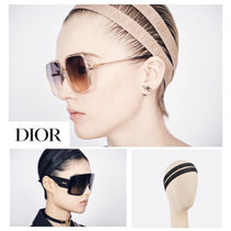 Christian Dior JADIOR Casual Style Hair Accessories