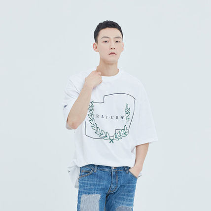 ROMANTIC CROWN More T-Shirts Unisex Street Style Short Sleeves T-Shirts 18