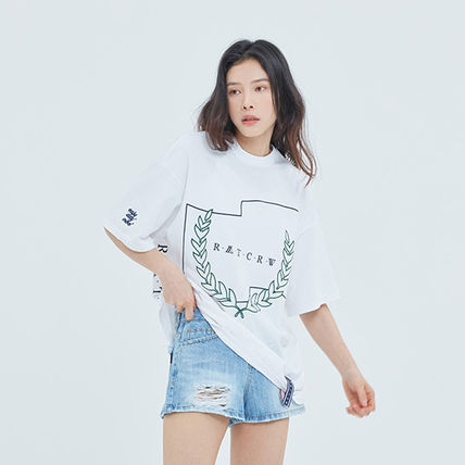 ROMANTIC CROWN More T-Shirts Unisex Street Style Short Sleeves T-Shirts 19