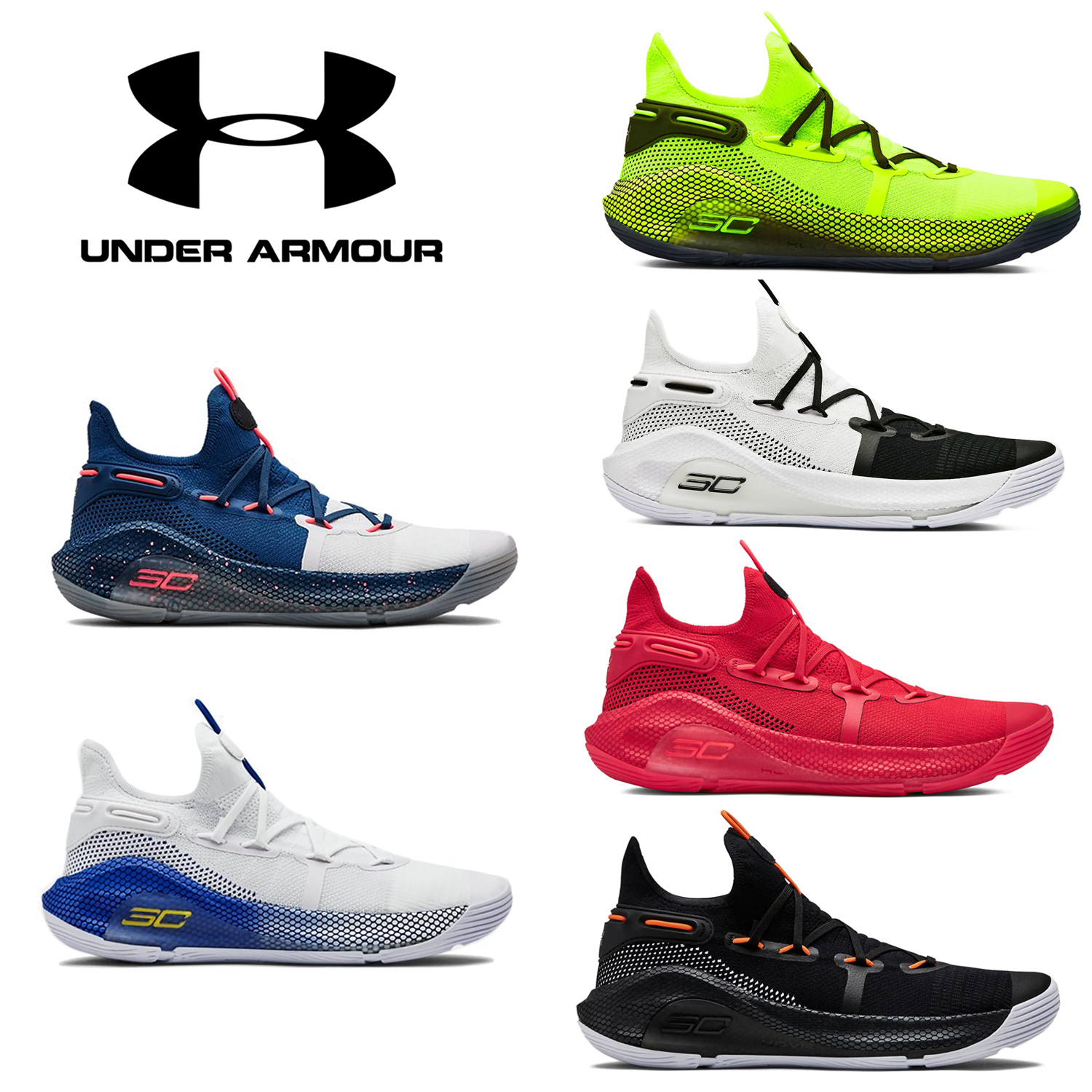 shop under armour curry