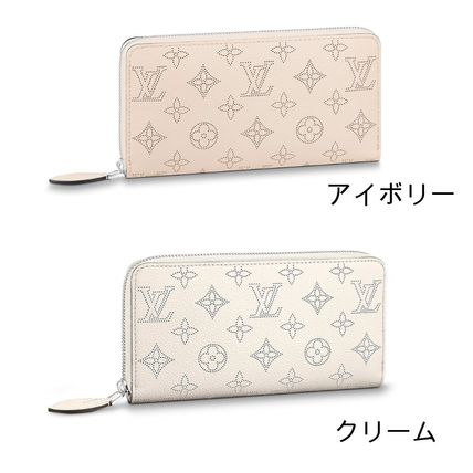 shop louis vuitton mahina 2019 ss zippy wallet m67410