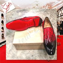 Christian Louboutin DANDELION Loafers Leather Loafers & Slip-ons