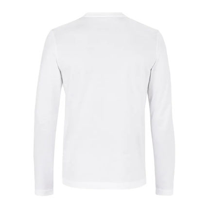 Louis Vuitton Long Sleeve Crew Neck Unisex Long Sleeves Cotton Long Sleeve T-Shirts 8