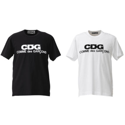 COMME des GARCONS More T-Shirts Cotton Short Sleeves Designers T-Shirts