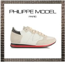 PHILIPPE MODEL PARIS Leather Sneakers