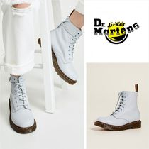 Dr Martens 1460 Platform Casual Style Leather Ankle & Booties Boots