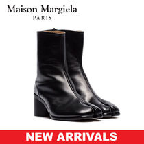 Maison Martin Margiela Plain Leather Boots