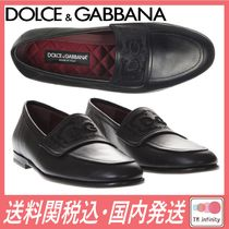 Dolce & Gabbana Leather Oxfords