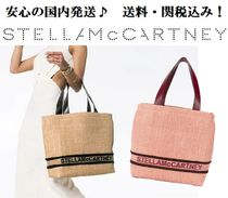 Stella McCartney Straw Bags