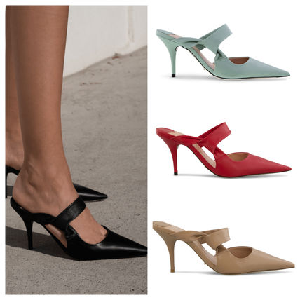 Pin Heels Stiletto Pumps & Mules