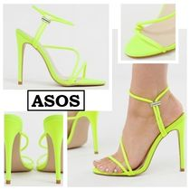 ASOS Plain Pin Heels Heeled Sandals