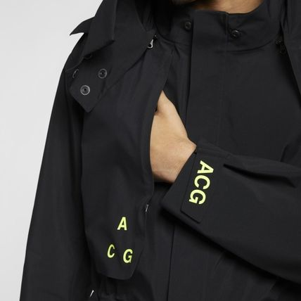 choose genuine best selection of latest sale Nike 2019-20AW Trench Coats (AQ3516-395, AQ3516-010)
