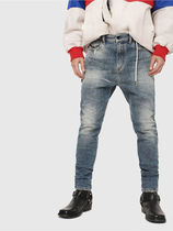 DIESEL JOGG JEANS Denim Street Style Plain Cotton Joggers Jeans & Denim
