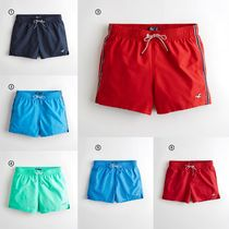 Hollister Co. Unisex Street Style Plain Beachwear