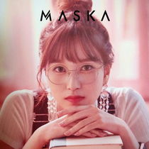 MASKA Round Optical Eyewear