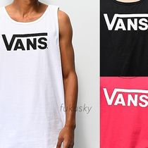 VANS Cotton Tanks