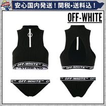 Off-White Bi-color Beachwear
