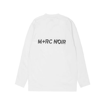 MRC NOIR Long Sleeve Crew Neck Street Style Long Sleeves Long Sleeve T-Shirts 3