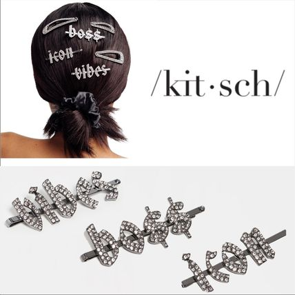 Barettes Casual Style Clips