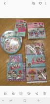 L.O.L. Surprise Unisex Party Supplies