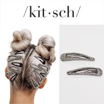 KITSCH Barettes Casual Style Clips