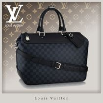 Louis Vuitton DAMIER COBALT Carry-on Luggage & Travel Bags