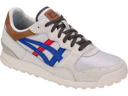 low priced f1488 bba9b Onitsuka Tiger 2019 SS Unisex Plain Sneakers (1183A206)