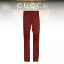 GUCCI Stripes Denim Jeans & Denim