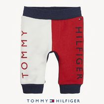 Tommy Hilfiger Unisex Street Style Baby Girl Bottoms