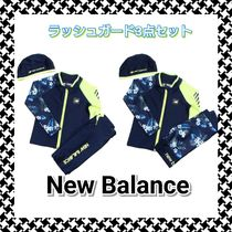 New Balance Kids Boy Swimwear