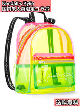 Kendall + Kylie Unisex Collaboration Backpacks