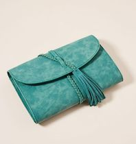 Anthropologie Casual Style Street Style 2WAY Plain Shoulder Bags