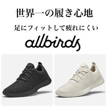 allbirds Unisex Plain Sneakers