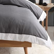 Logan & Mason Plain Comforter Covers Duvet Covers
