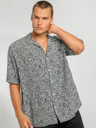 STUSSY Shirts Short Sleeves Shirts 5