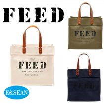 FEED Casual Style Totes