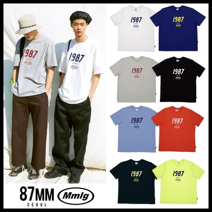 87MM More T-Shirts Unisex Street Style T-Shirts