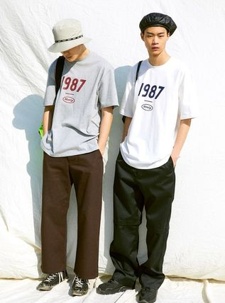 87MM More T-Shirts Unisex Street Style T-Shirts 6