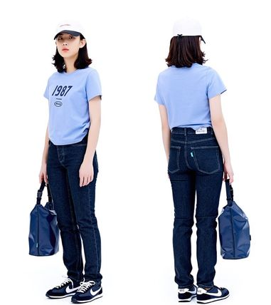 87MM More T-Shirts Unisex Street Style T-Shirts 12