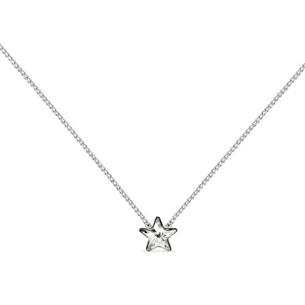Star Casual Style Silver Necklaces & Pendants
