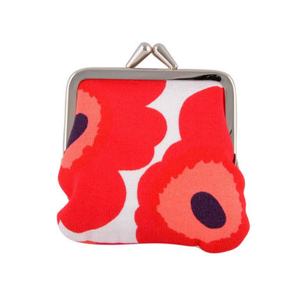 Flower Patterns Coin Cases