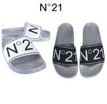 N21 numero ventuno Casual Style Shower Shoes Flat Sandals