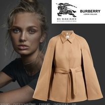 Burberry Plain Ponchos & Capes