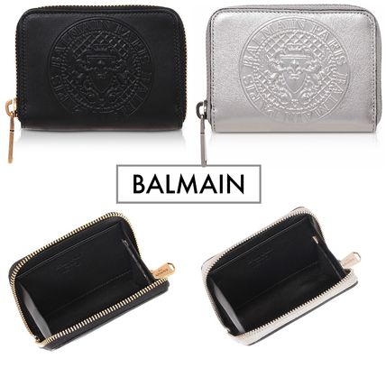 Unisex Leather Coin Purses