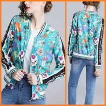 Flower Patterns Medium MA-1 Bomber Jackets