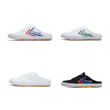 Casual Style Unisex Street Style Slippers Slip-On Shoes