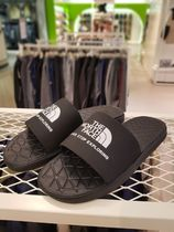 THE NORTH FACE WHITE LABEL Camouflage Unisex Logo Sandals